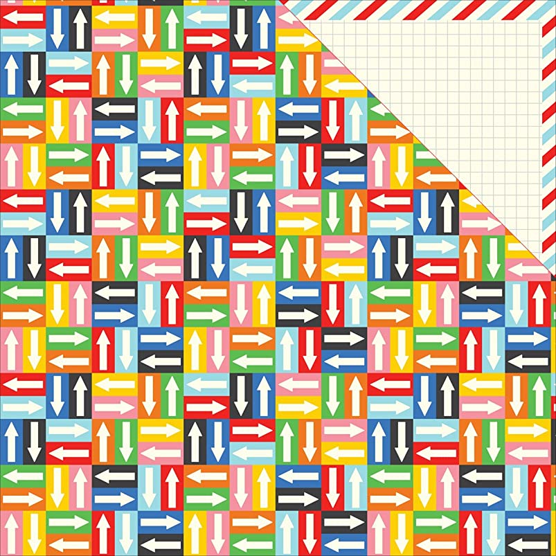 Happy Traveler Double-Sided Cardstock 12