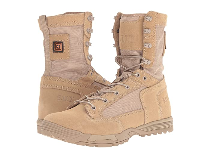 5.11 Tactical  Skyweight Boot (Coyote) Mens Work Boots