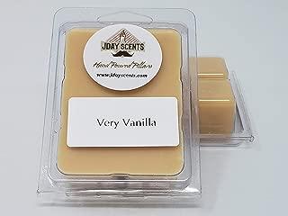 Very Vanilla Soy Wax Melts 6pc Cubed