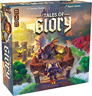 tales of glory board game