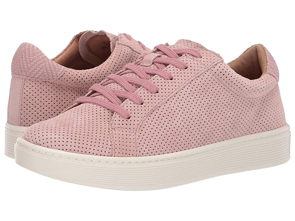 Sofft Somers Tie (Peony Glitter Cow Suede) Women