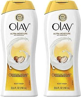 Olay Ultra Moisture Moisturizing Body Wash with Shea Butter - 23.6 oz - 2 pk