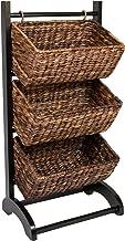 Best wooden kitchen storage bins Reviews