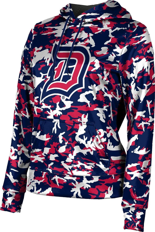 ProSphere Duquesne University Girls' Pullover Hoodie, School Spirit Sweatshirt (Camo)