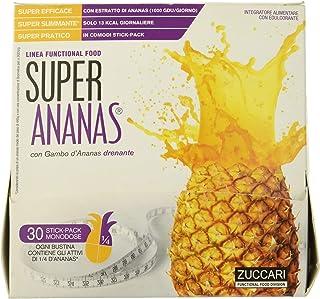 ZUCCARI Super Ananas 30 Bustine da 10 ml