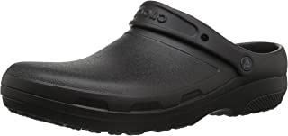 Crocs Men's and Women's Specialist II Clog | Work Shoes, Nurse Shoes, Chef Shoes