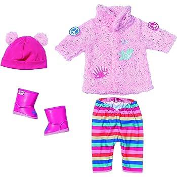 Puppenkleidung Babypuppe BABY born Trend Schneeanzug 43 cm Zapf Creation