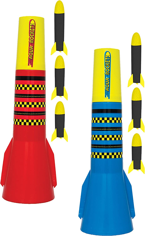 SwimWays 12058-151 Aqua Rockets, Red