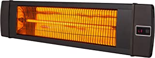 Dr. Infrared Heater 1500W carbon infrared heater indoor outdoor patio  garage  wall or..