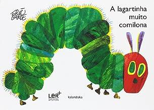 A Lagartinha muito Comilona (Portuguese Edition)