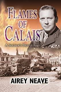 Flames of Calais - SHORT RUN RE-ISSUE: A Soldier's Battle 1940