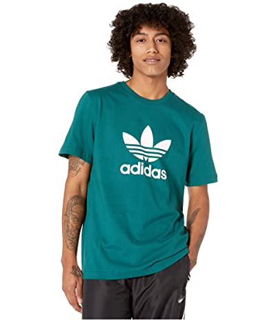 adidas Originals Trefoil Tee (Noble Green/White) Men
