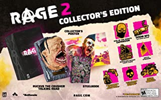 Rage 2 Collector's Edition (輸入版:北米) - PS4