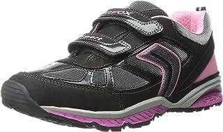 Geox J Bernie Girl 3 Sneaker (Toddler/Little Kid/Big Kid)