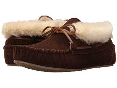 Minnetonka Chrissy Bootie (Chocolate Suede) Women