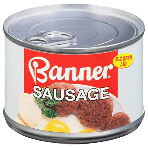 Armour Banner Canned Sausage