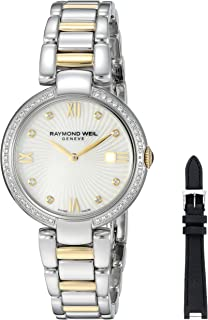 Women's Shine Quartz Watch with Stainless-Steel Strap, Two Tone, 13.3 (Model: 1600-SPS-00995)