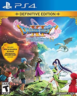 Dragon Quest XI S: Echoes of An Elusive Age Definitive Edition(輸入版:北米)- PS4