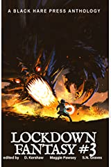 FANTASY #3: Lockdown Fantasy Adventures Kindle Edition