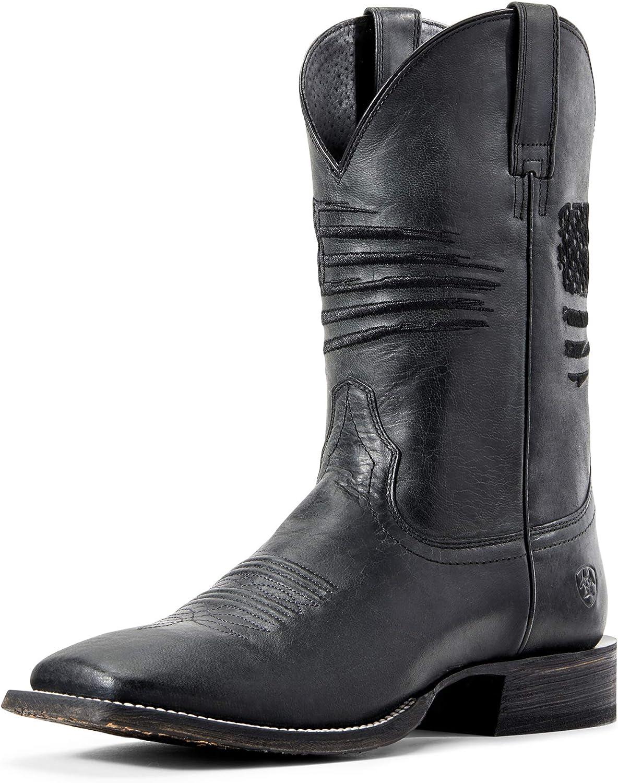 ARIAT Men's Circuit Patriot Western Boot