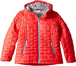 Edyn Hoodie Insulated Jacket (Big Kids)