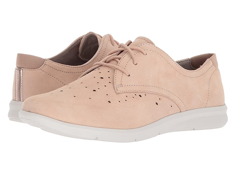 0973d100d7c Rockport Ayva Oxford (Blush) Women s Lace up casual Shoes