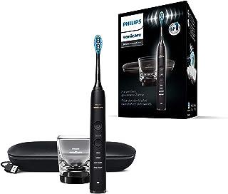 Philips Eltandborste Sonicare DiamondClean 9000 - För vitare tänder - Inbyggd trycksensor - 4 lägen, 3 intensitetsnivåer -...