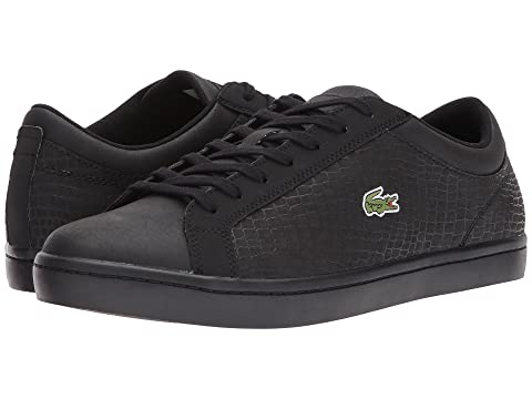 Mens Straightset Sp 417 1 Cam Low-Top Sneakers Lacoste Find Great For Sale iQH9vOPJ6v