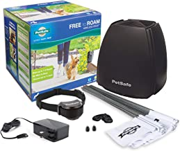 PetSafe Free to Roam Dog and Cat Wireless Fence – from the Parent Company of INVISIBLE FENCE Brand – Above Ground Electric Pet Fence