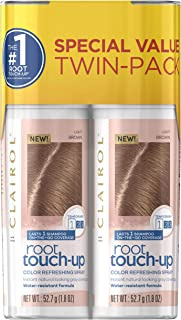Sponsored Ad - Clairol Root Touch-Up Spray, Light Brown, 2 Count