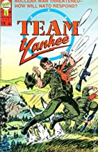 TEAM YANKEE #5, VF+, First Comics 1988 1989 more Indies in store