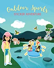 Confidence-Building Sticker Book for Girls Ages 4-8 – Outdoor Sports Sticker Adventure PDF