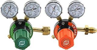 SÜA Oxygen and Propane Propylene V350 Regulators Combo