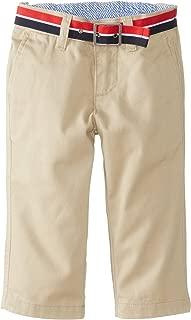 Tommy Hilfiger Boys' Charlie Flat Front Pant