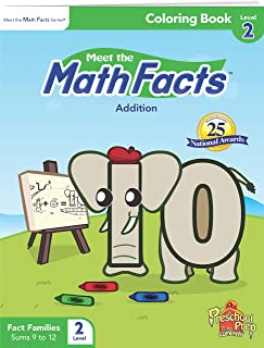 Best math facts coloring Reviews