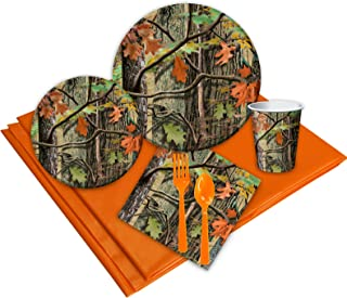 Amazon Com Hunting Camo Party Decorations