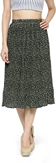 CAMEY Georgette a-line Skirt