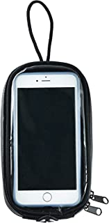 CHCYCLE Universal Magnetic Motorcycle Tank Bag for Cellphone & GPS Holder Waterproof Phone Pouch with Touch Screen