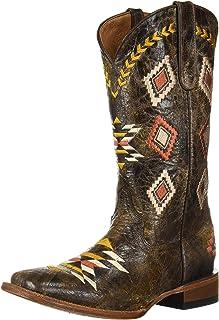Ferrini Women's Arrowhead Western Boot