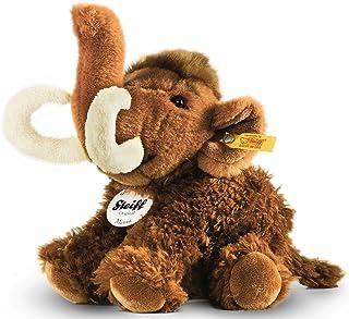Steiff 082412 Manni Mammoth Plush Animal Toy, Brown