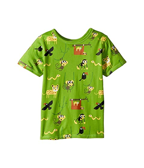 PBS KIDS<sup>®</sup> - Rainforest Pattern Reversible Tee (Toddler/Little Kids)