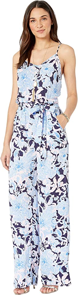 05c0f883013f Bright Navy Amore Please. 35. Lilly Pulitzer. Dusk Jumpsuit