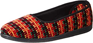 Liberty Gliders SP-BLY-107 Women's Casual Ballet Flats Red
