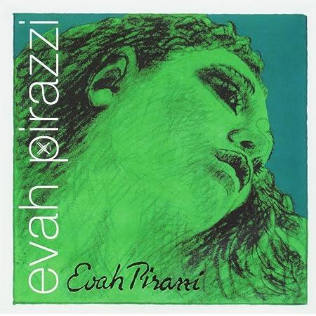 Pirastro Evah Pirazzi Series Violin E String 4/4 Goldsteel Loop End 26 Gauge