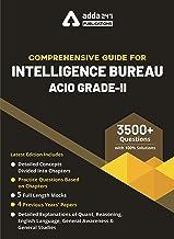 Book for Intelligence Bureau ACIO Grade II 2020 2021 Exam English Medium Guide
