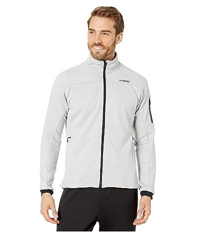 adidas Outdoor Terrex Stockhorn Fleece Jacket (Grey Two) Men