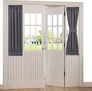 Best mini curtains for front door Reviews