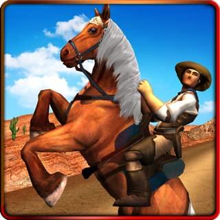 Texas Wild Horse Race 3D