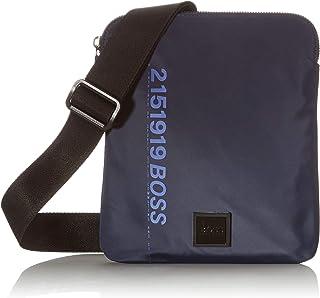BOSS Herren Scriptic_s Zip Env Crossbody Bag, Einheitsgröße