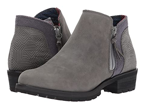 Grey Temporada TNF Bridgeton Black Zip anterior The Dark Gull Face North Bootie 8OwvA0U4